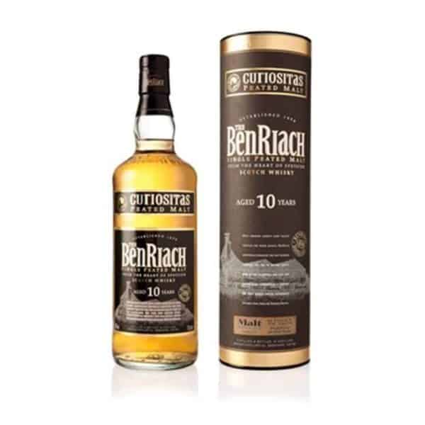 Whisky Benriach 10 YO