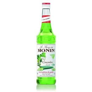 Monin Sciroppo Concombre 70 Cl
