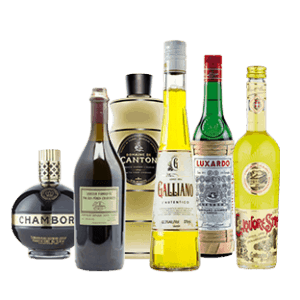 Liqueurs and creams