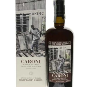 """Caroni Employees David """"Sarge"""" Charran 1996 2nd REL. 66,5° Cl 70"""