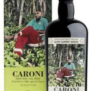 "Caroni Employees Kevon ""Slippery"" Moreno 1998 2ND REL. 69,5° Cl 70"