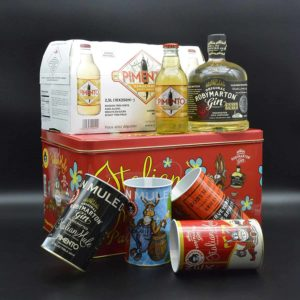 Italian Mule Party Box Gin Roby Marton