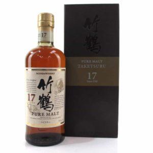 Nikka Taketsuru 17 Yo 43° Cl 70