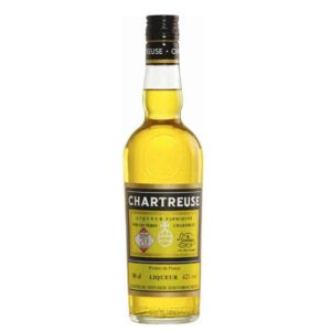 Chartreuse Jaune Old Blend 70th Anniversary Velier 42° Cl 50