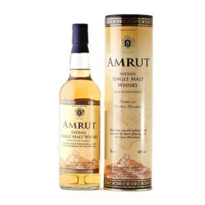Whisky Amrut Indian Single Malt Aged In Oak Barrel