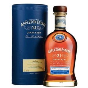 Appleton Estate 21 Years Old Rare Limited Edition