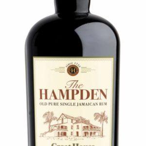 Rum Hampden Great House Distillery Edition Cl 70