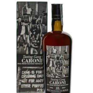 Caroni Guyana 1996 (23 YO) Blended Tasting Gang 63,5°