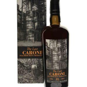 Caroni Guyana Rum 1996 (23 YO) HTR The Last 61,9°