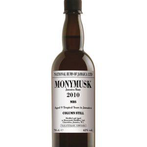 Monymusk MBS 2010 9 YO 62° 70 Cl