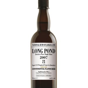 Long Pond 2007 12 YO TECA Rum 63° CL 70