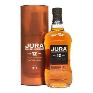 Jura 12 YO Whisky Cl 70