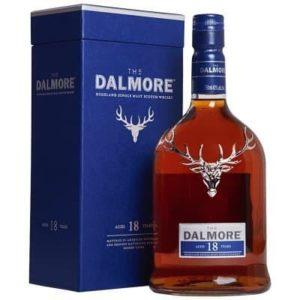 Whisky Dalmore 18 Yo Cl 70
