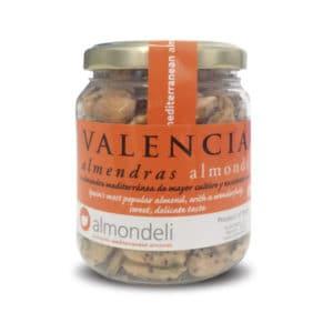 Almondeli Valencia Mandorle Pelata Alle Erbe 125g