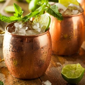Gin Mule Roby Marton Party Box