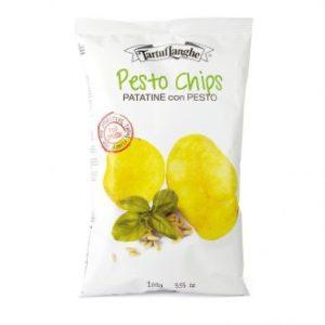 Pesto Chips Patatine Con Pesto 100 G
