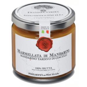 Frantoi Cutrera Marmellata Bio Di Mandarino 225g