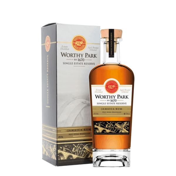 Worthy Park Rum